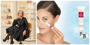 Guinot gaivinamasis akių kremas (su masažuokliu) 15 ml.