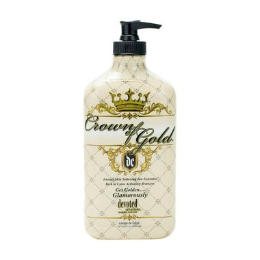Kremas po soliariumo Crown of Gold 550 ml