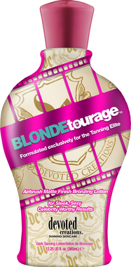 "Soliariumo kremas ""Blonde Tourage"" 360ml"