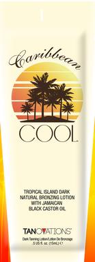 Soliariumo kremas Caribbean Cool 15 ml