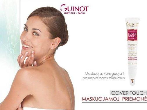 Guinot Cover Touch maskuojamoji priemonė 15ml