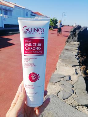 Guinot Liekninamasis anticeliulitinis kremas / Chrono Logic Slimming Cream 125 ml