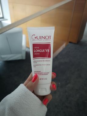 Guinot atkuriamasis veido kremas/ Longue Vie Cream  50 ml.