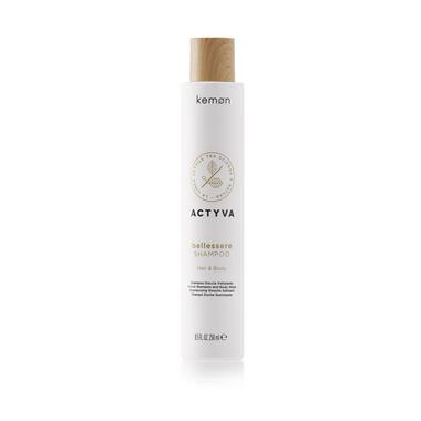 KEMON Bellessere Shampoo / Aksominis šampūnas ir kūno prausiklis 250 ml.