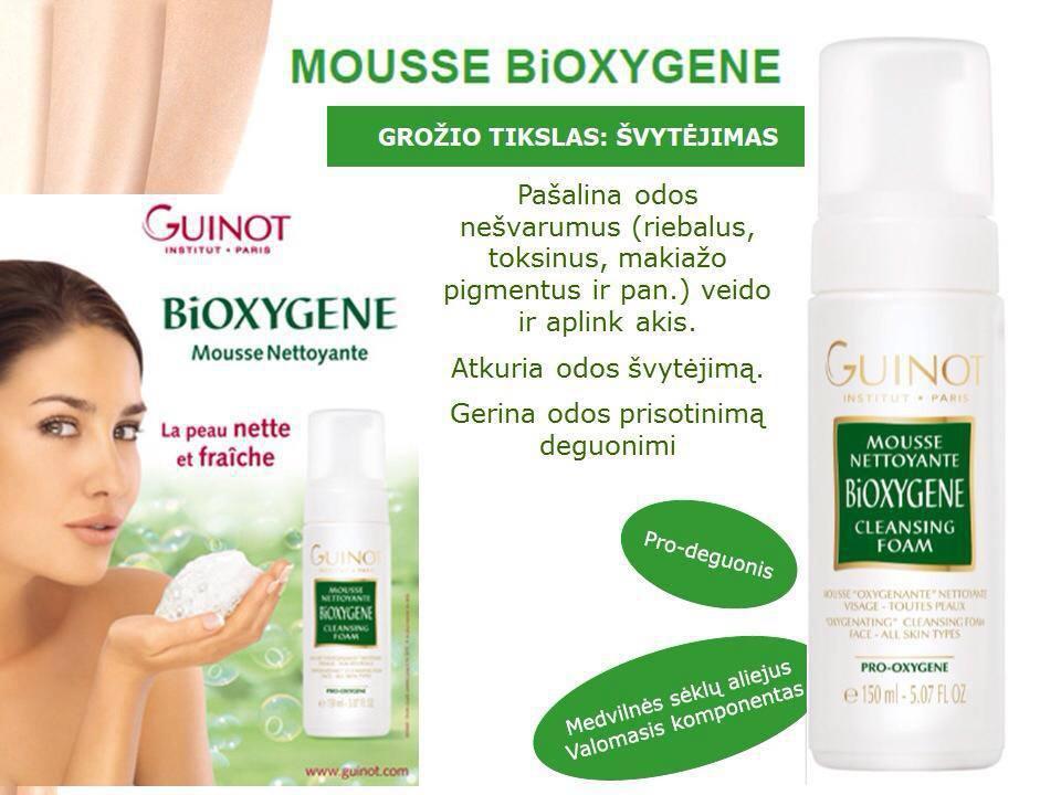 guinot bioxygen mousse