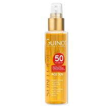 Age Sun priešraukšlinis aliejus nuo saulės kūnui SPF 50