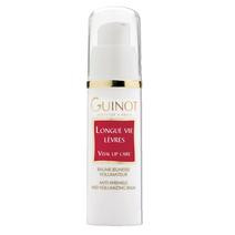 Guinot lūpų priežiūros priemonė praturtinta garsiu priešraukšliniu Guinot Longue Vie 56 aktyviųjų komponentų