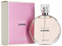 CHANEL CHANCE EAU VIVE edt 50 ml.