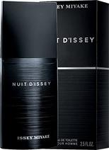 ISSEY MIYAKE NUIT D'ISSEY PARFUM 125 ml.