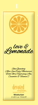 Kremas po soliariumo Love and Lemonade 15 ml