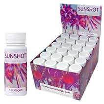 Sun Shot+Collagen įdegio aktyvatorius 60 ml.