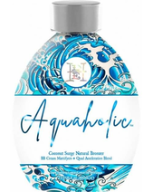"Soliariumo kremas ""Aquaholic"" 400 ml."
