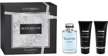 Boucheron Quatre Pour Homme 100 ml. Rinkinys