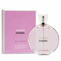 CHANEL CHANCE EAU TENDRE edt 50 ml.