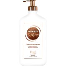"""Kremas įdegio išlaikymui """"Coconut Krem"""" 540 ml."""