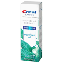 CREST Whitening theraphy peppermint oil 116 g.