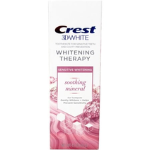 CREST Whitening theraphy soothing mineral 116 g.