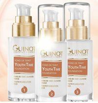 Guinot Youth Time Jauninamasis makiažo pagrindas, 30 ml N1
