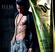 Soliariumo kremas H.I.M Gold Edition 270 ml