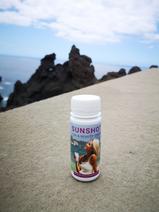 Sunshot+Collagen įdegio aktyvatorius 60 ml. 5 vnt.