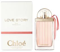 Chloe LOVE STORY EAU SENSUELLE edp 75 ml.