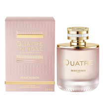 Boucheron Quatre en Rose EDP Florale 100 ml.