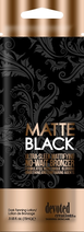 "Soliariumo kremas ""Matte Black"" 15ml"