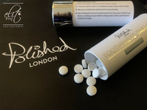 Polished London TOOTHPASTE TABLETS 36 g. (62 tabletės)