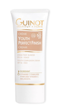 Guinot Jauninamasis kremas su spalva SPF50 / Youth Perfect Finish Cream SPF50 30 ml.
