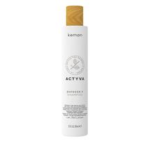 KEMON Purezza S. Shampoo / Sausos ir pleiskanotos galvos odos šampūnas 250 ml.KEMON Purezza S. Shampoo / Sausos ir pleiskanotos galvos odos šampūnas 250 ml.