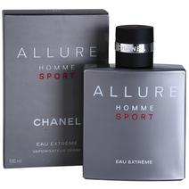 CHANEL ALLURE HOMME SPORT EAU EXTREME edp 100 ml.
