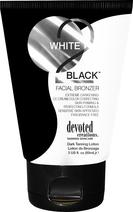 "Soliariumo kremas veidui "" White 2 Black Facial Bronzer"" 89 ml."