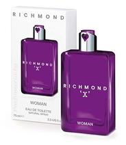 JOHN RICHMOND 'X' WOMAN edt 75 ml.