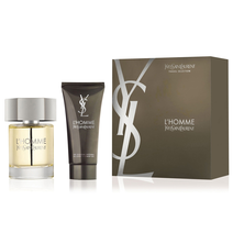 YVES SAINT LAURENT L'HOMME 100edt+100shower gel