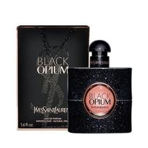 YVES SAINT LAURENT BLACK OPIUM edp  90 ml.